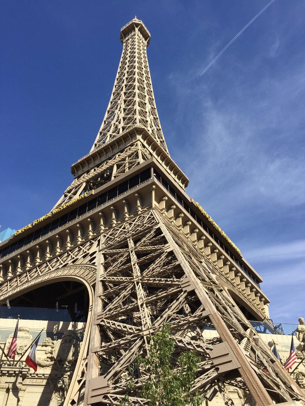 Eiffel Tower, Las Vegas, United States