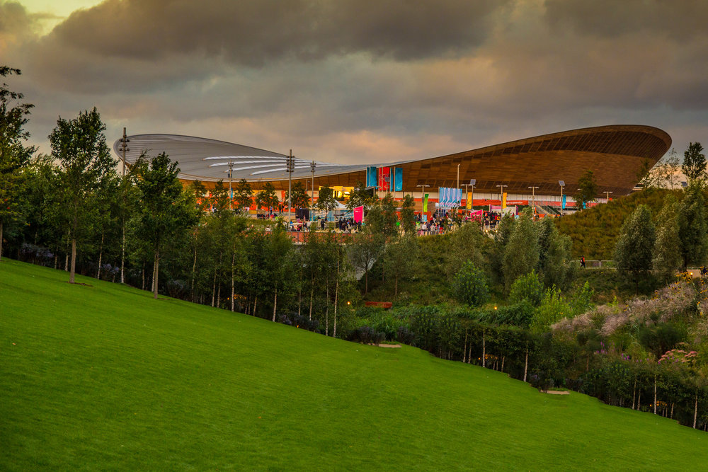 The Velodrome, Olympic Park, England