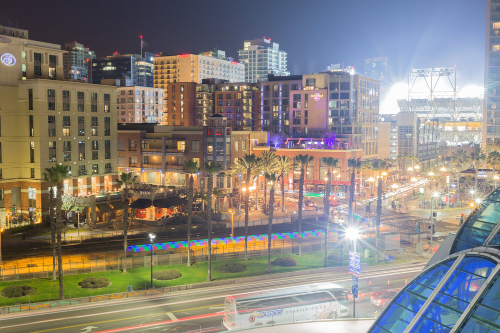 San Diego's Gaslamp District
