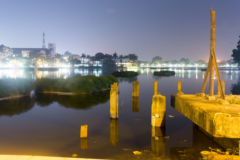 Truc Bach Lake, Hanoi