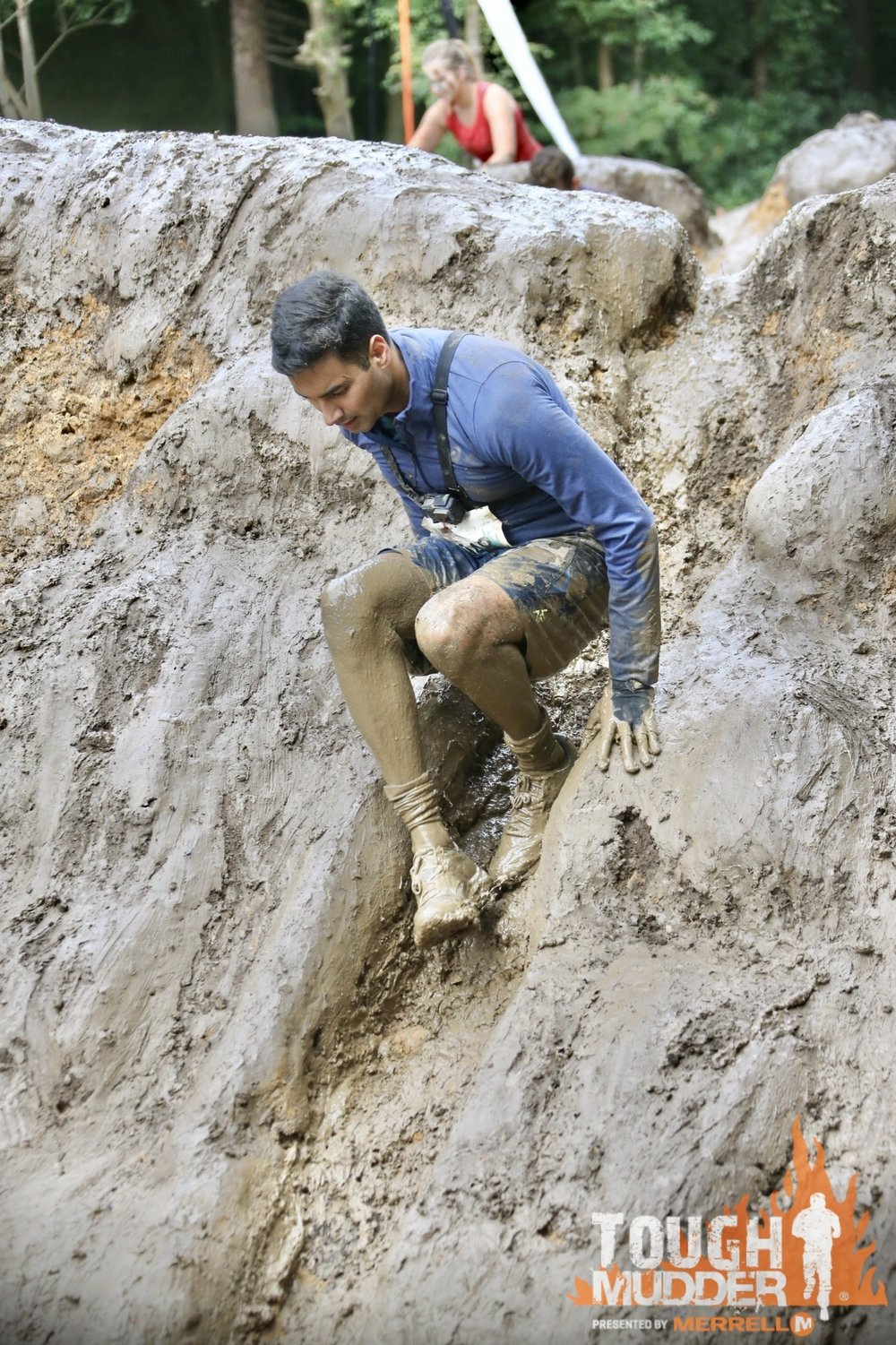 Tough Mudder, London, UK