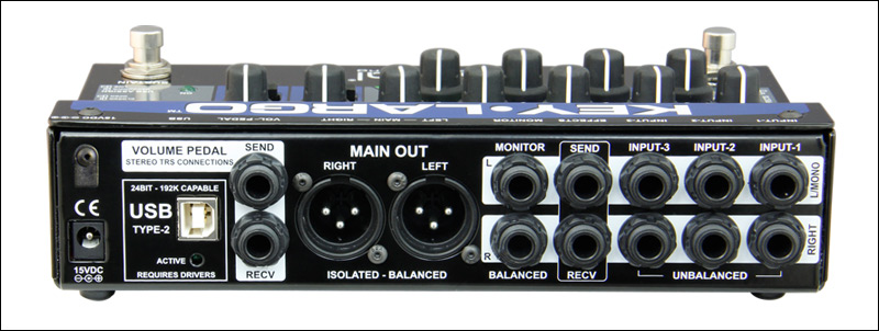 """Radial's Key-Largo just may offer the """"Goldilocks"""" input-output complement for gigging keyboard players."""