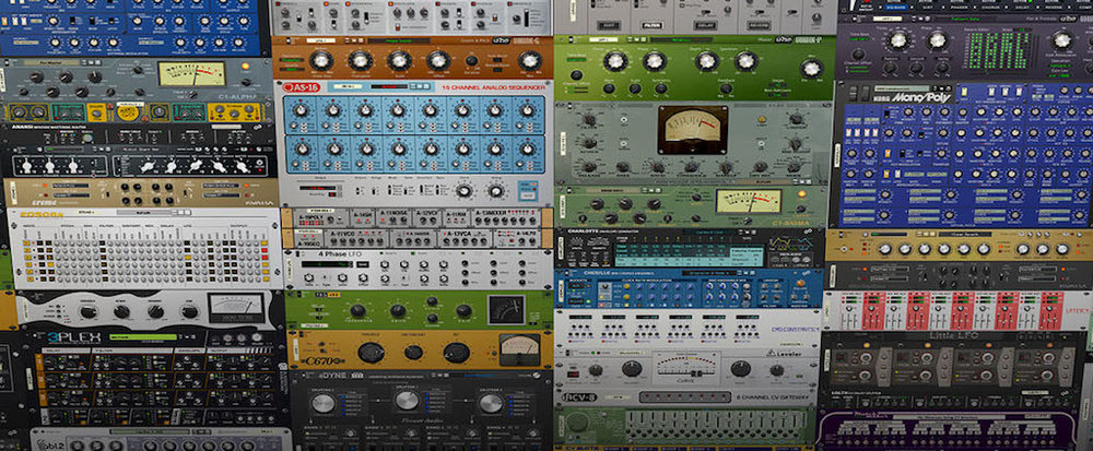 Find of the Week: Reason Rack Extension Subscription