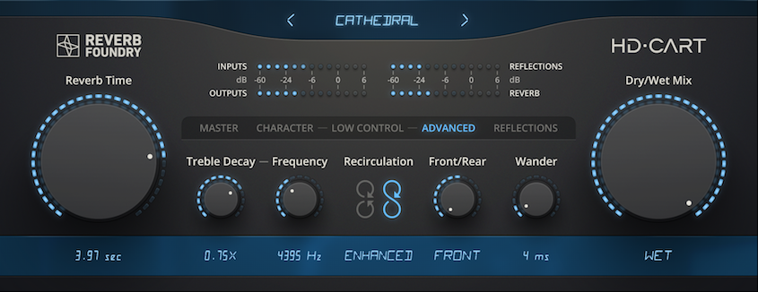 Reverb Foundry HD-Cart