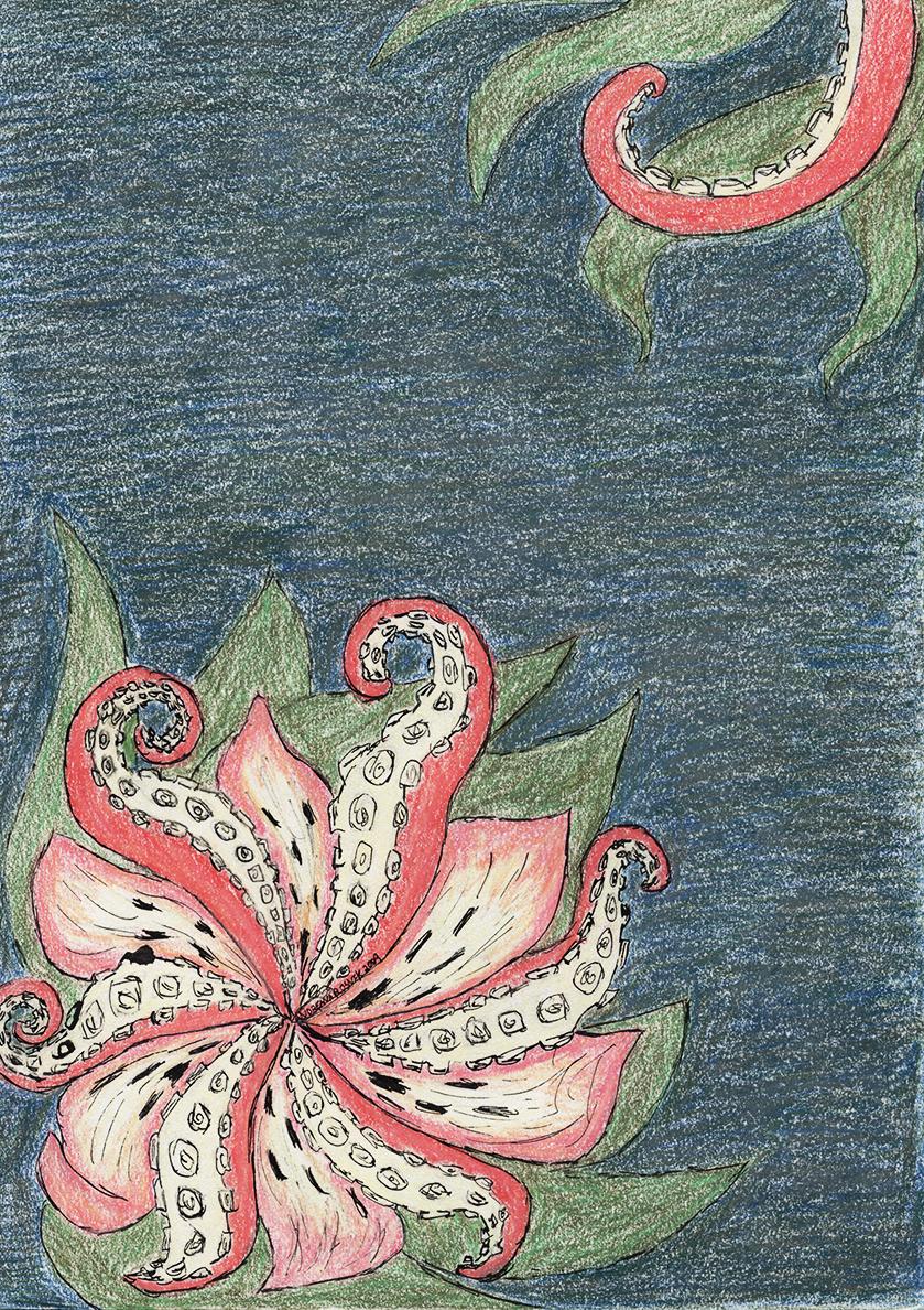 Octo flowers #1