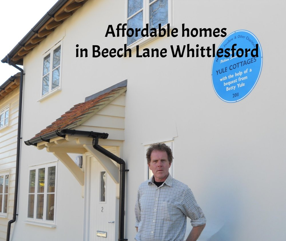 Affordable homes in Whittlesford