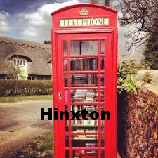 Telephone box library, Hinxton