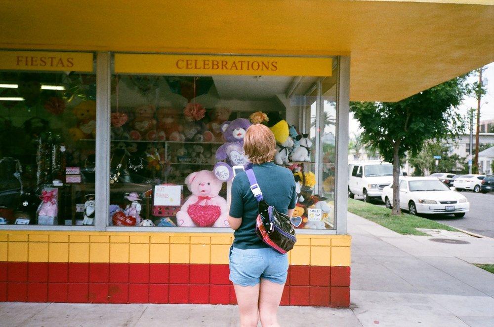 Copy of Curator, Shea Vititow gathers inspiration.Photos by Kelly Hamilton.