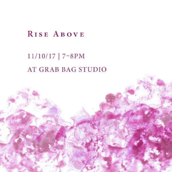 kiyomi fukui rise above project embodied