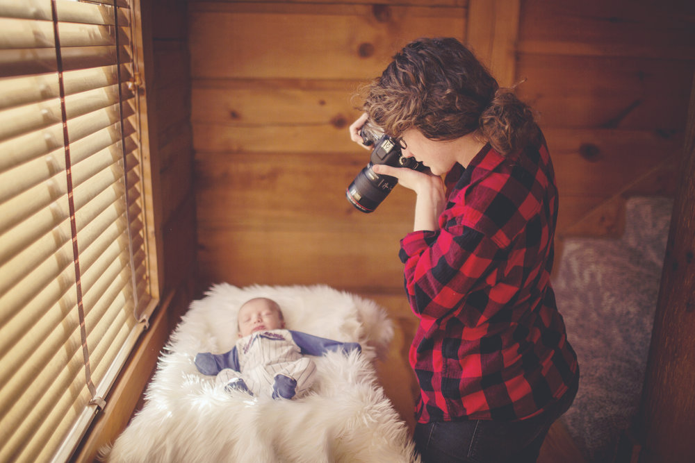 Newborn Photographer in Union City Tennessee