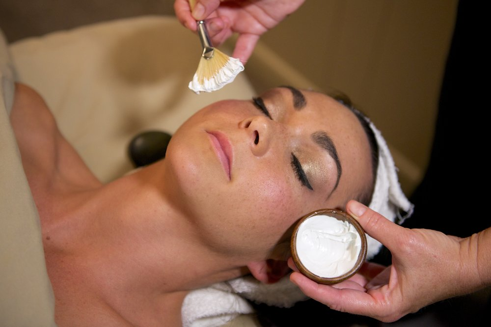 Get a facial for the best skin possible!