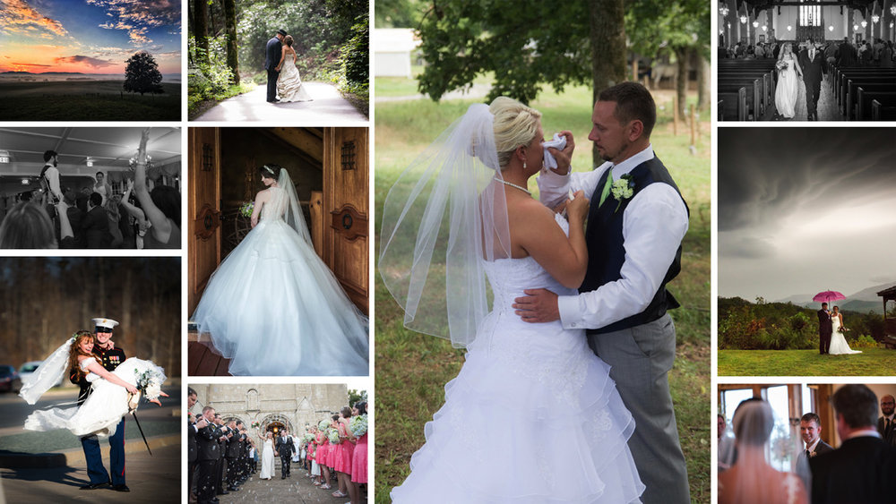 Weddings are all about moments - precious moments!