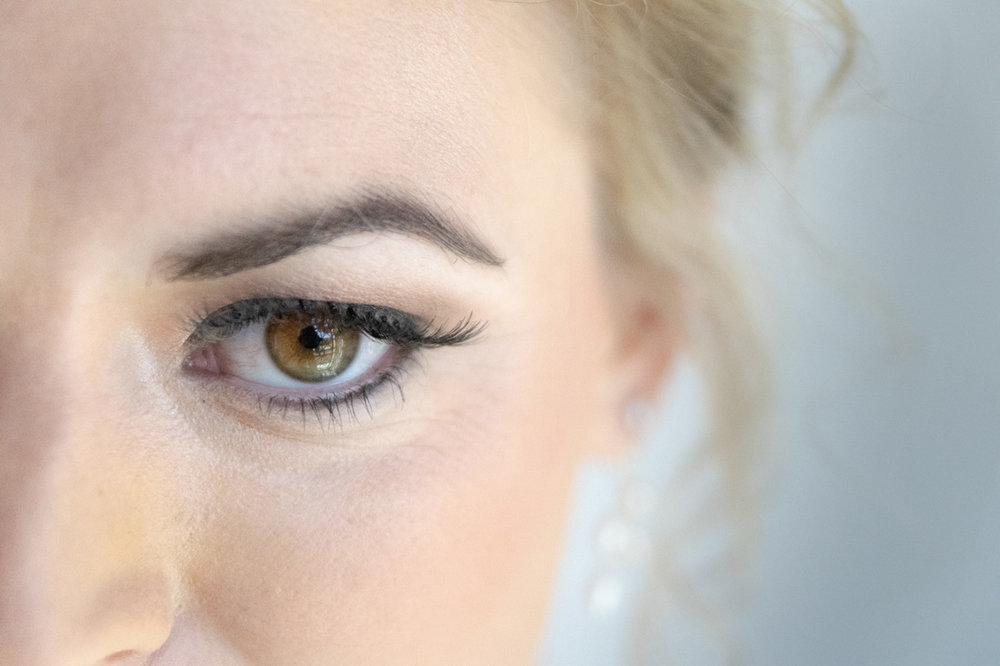 Perfect make up - subtle, soft & perfect!