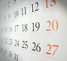 Don't wait to start planning!