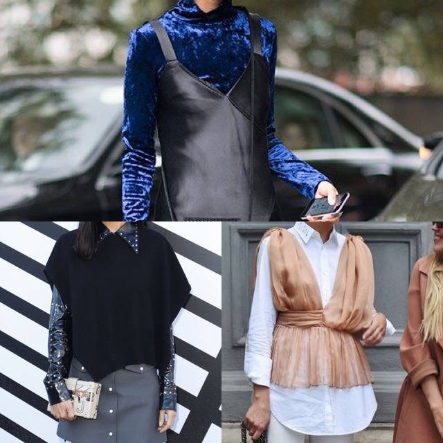 SHIRT OVER SHIRT(not really sure how to say this one)- I believe in twenty seventeen the look of wearing a shirt over a shirt will become widely loved and be fitting for runway lovers.