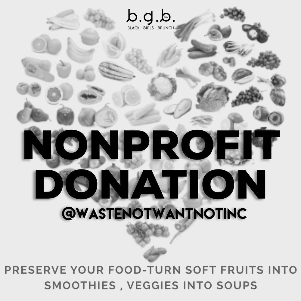 #BGBPHX April 2017 Non-Profit