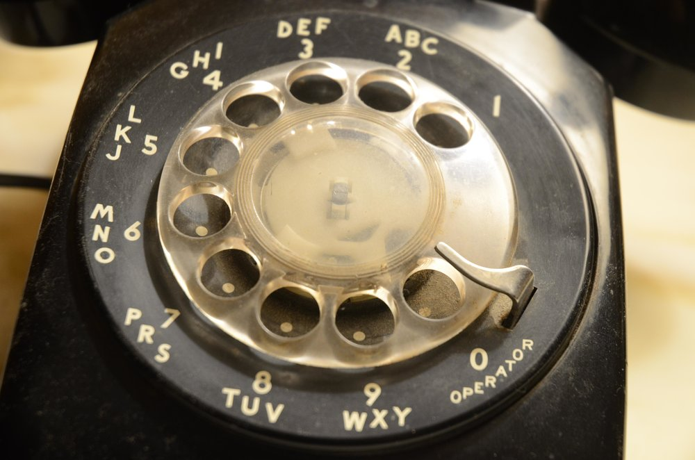 the spirit phone -