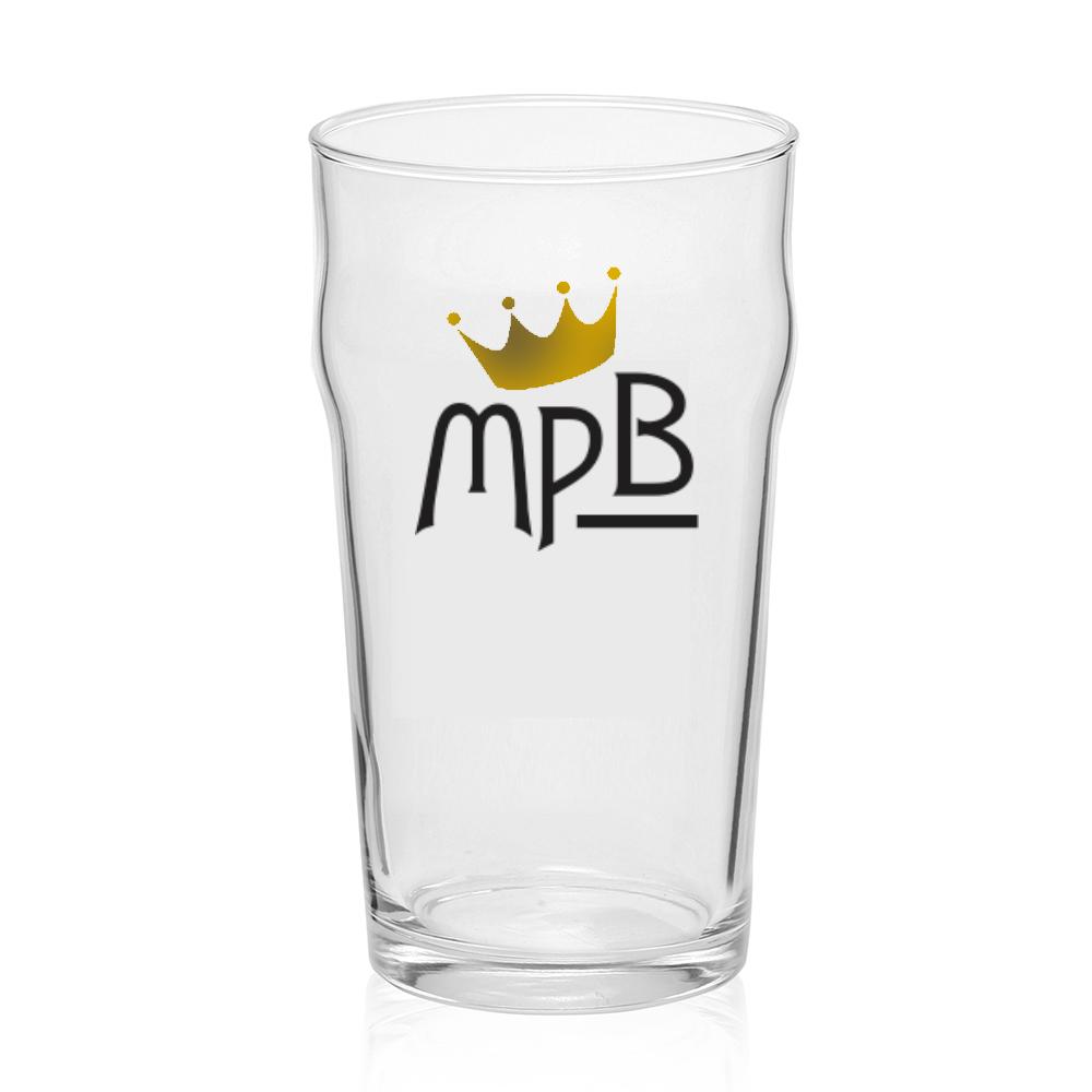 Mad Princes Pint Glass