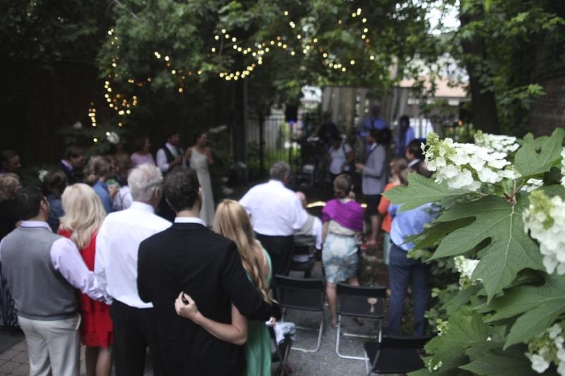 Wedding at ESS