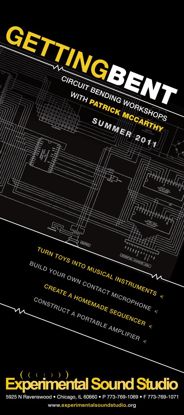 Getting Bent Advanced Circuit Bending Experimental Sound Studio Tutorial