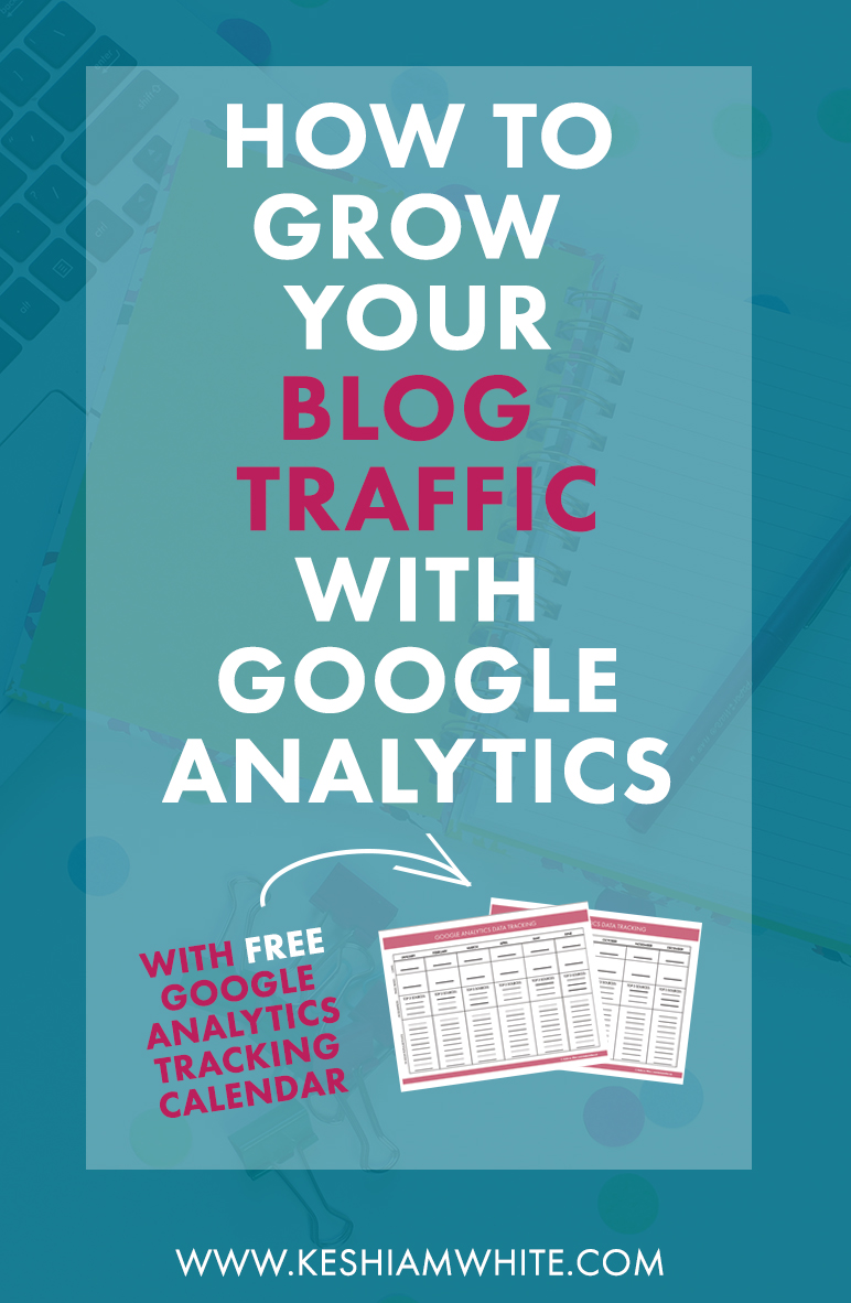 How to Grow Blog Traffic with Google Analytics