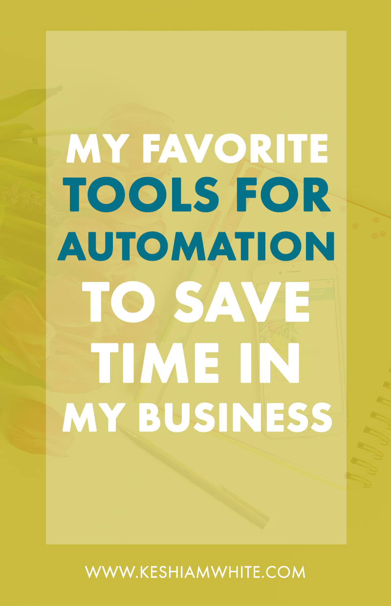 Tools for Automation in Business