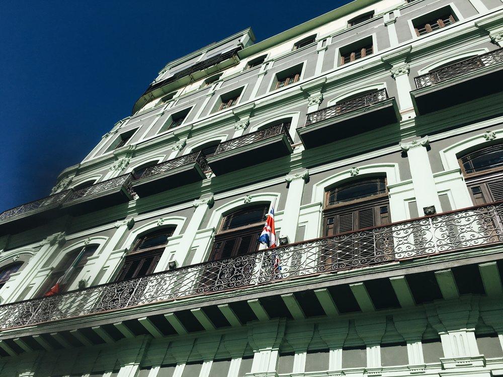 Saratoga Hotel, Havana Cuba
