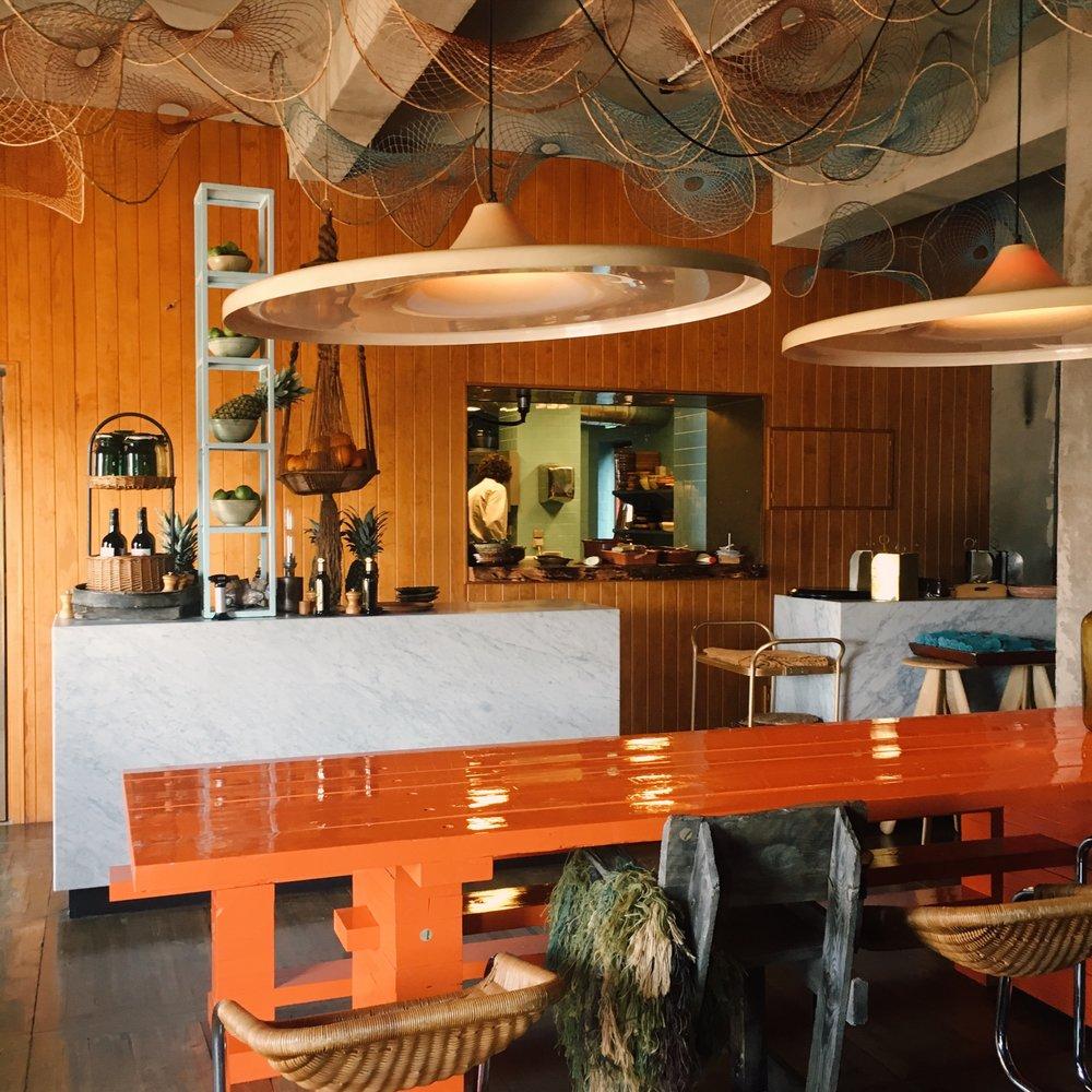 Es Enamorados: amazing and bohemian hotel and restaurant
