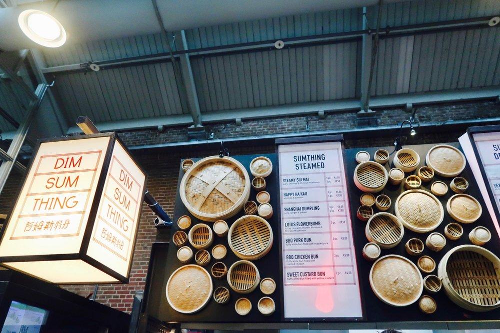 BEST steamed dumplings :)