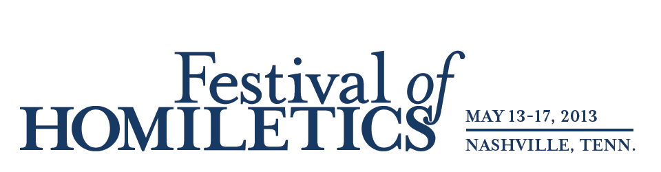 Festival of Homiletics