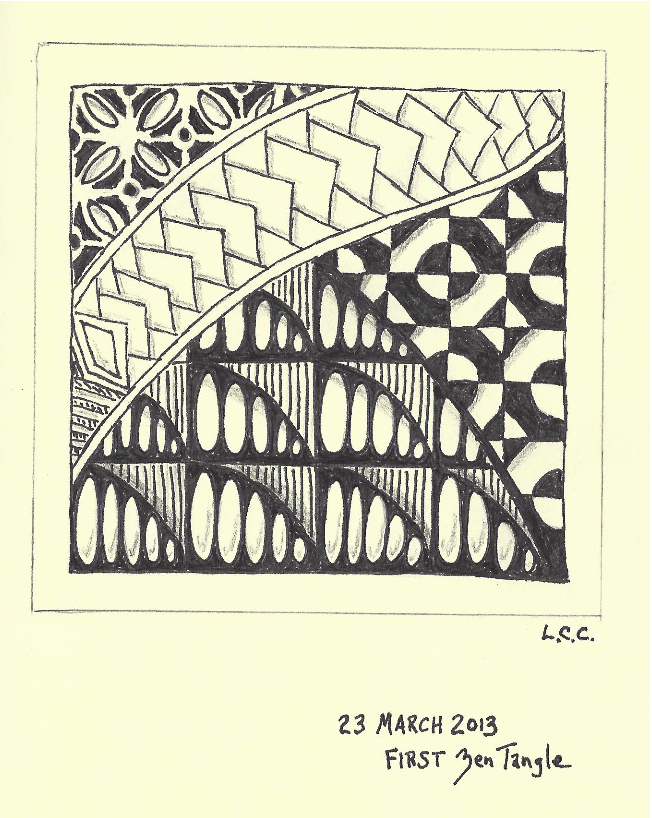 zen tangle 1
