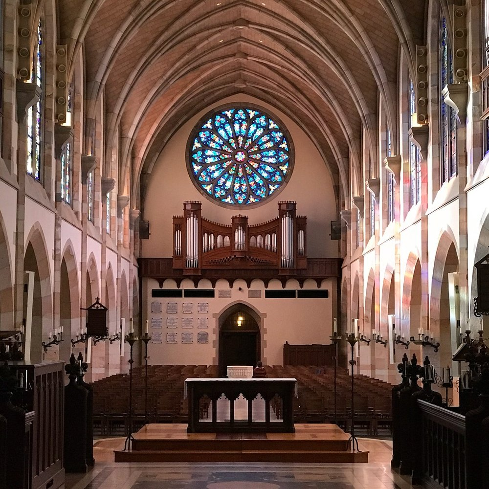 All Saints Chapel, University of the South