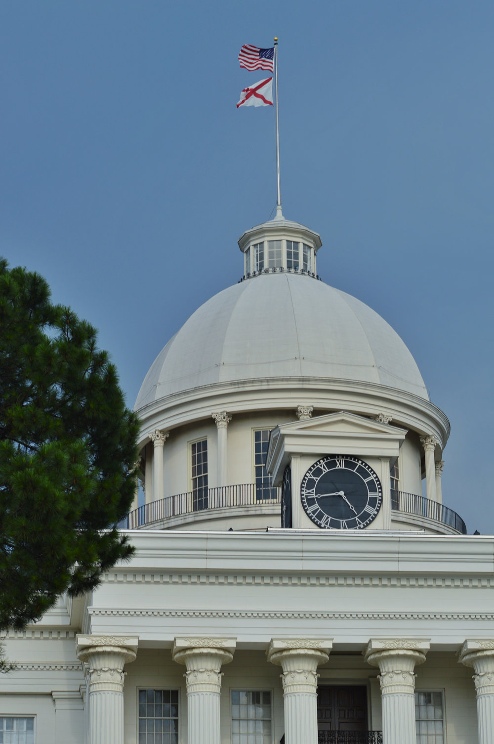 Alabama State Capitol, Montgomery
