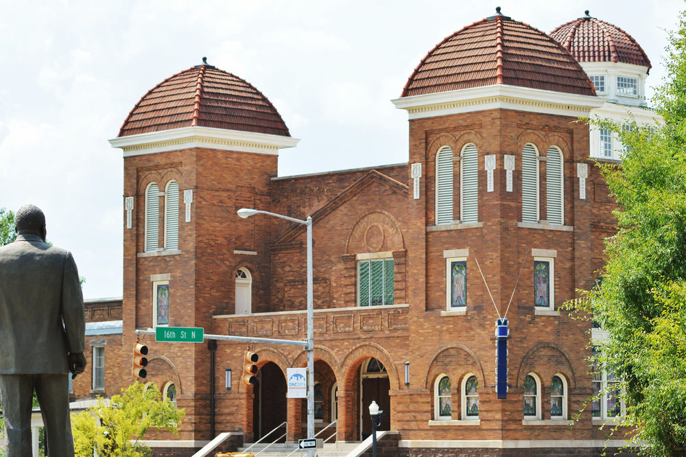 Copy of 16th Street Baptist, Birmingham