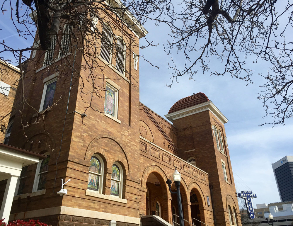 16th Street Baptist, Birmingham