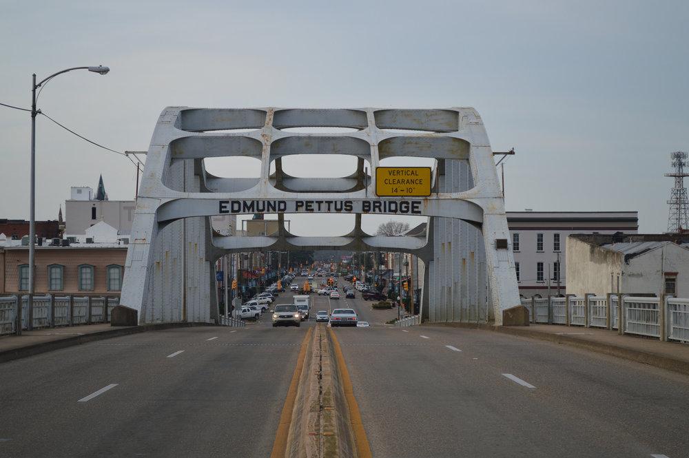 Edmund Pettus Bridge, Selma