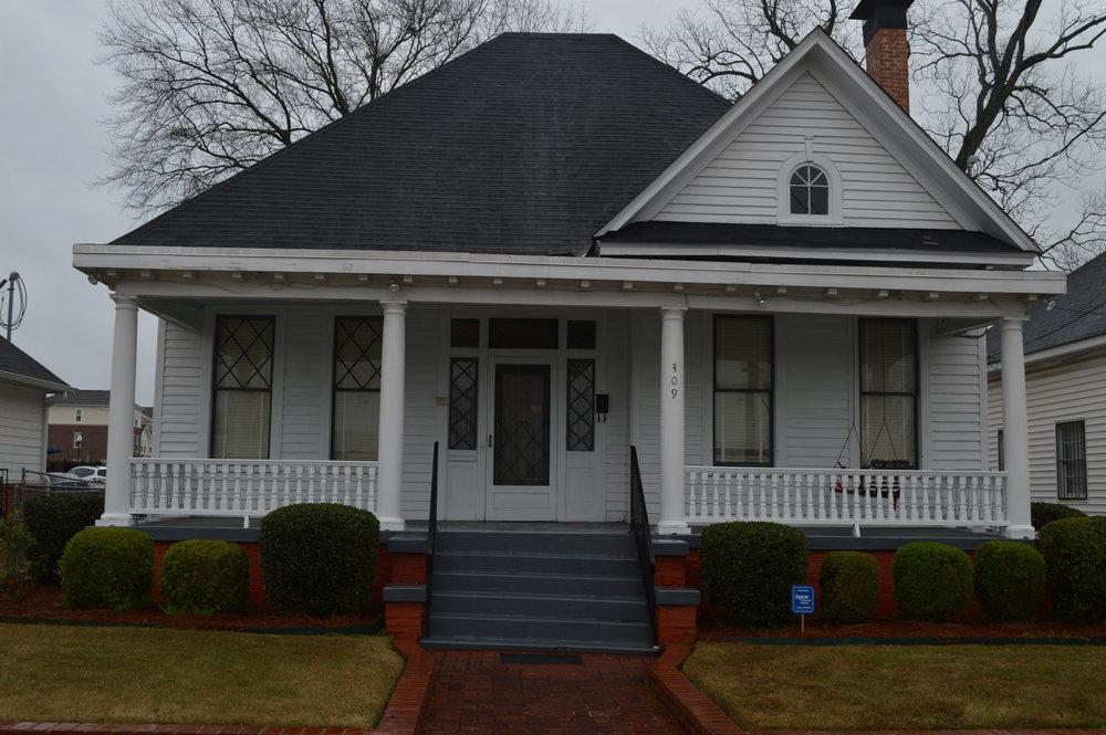 Dexter Avenue Baptist Parish