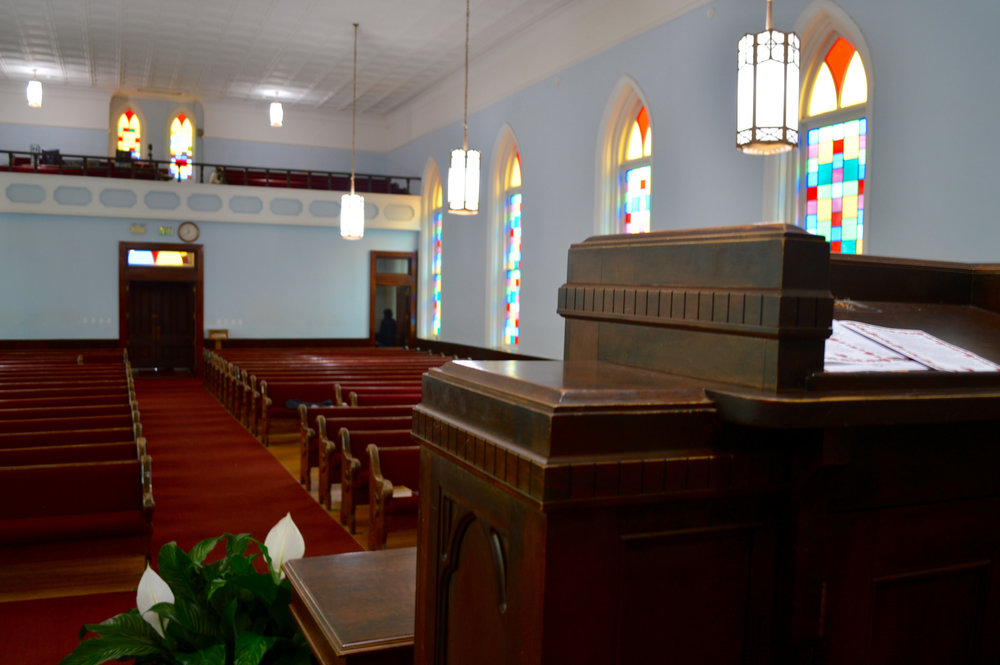Copy of Dexter Avenue Baptist, Montgomery