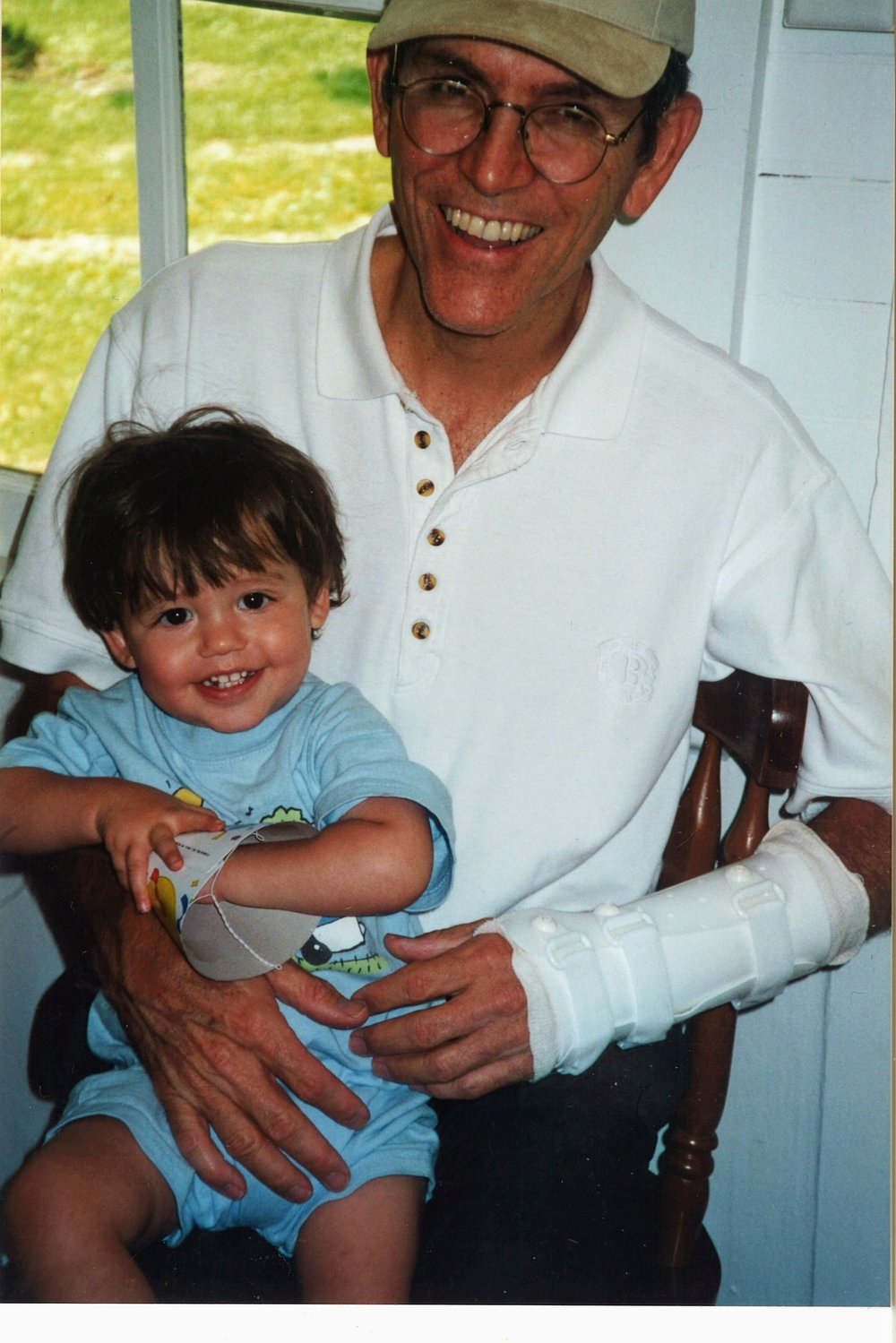 Granddaddy and Ben