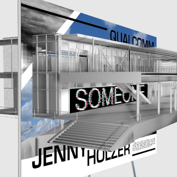 JENNY HOLZER AR (FINE ART)