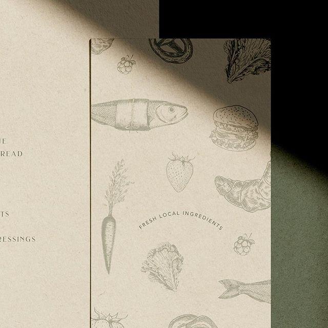 New project in the works! Finalizing details on concept #1 🍓🥐🥑🍔🥬🐟🥕🍇 . . . . #boisegraphicdesigner #boise #graphicdesign #logo #idahographicdesigner #logodesigns #branding #dslooking #logoinspiration #logobag #brandidentity #aiga #behance #boisedesign #boiselogo #logodesign #restaurantdesign #branddesign #menudesign #menu #fooddesign #restaurantlogo #foodlogo