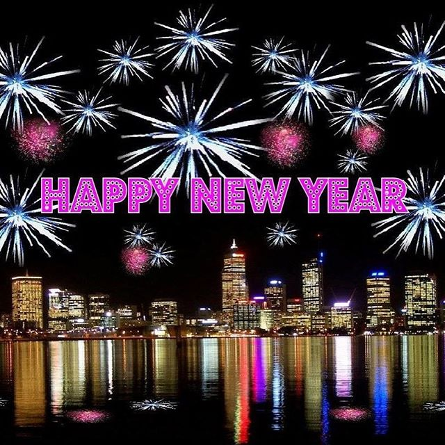 Happy new year to my all family and friends!!!