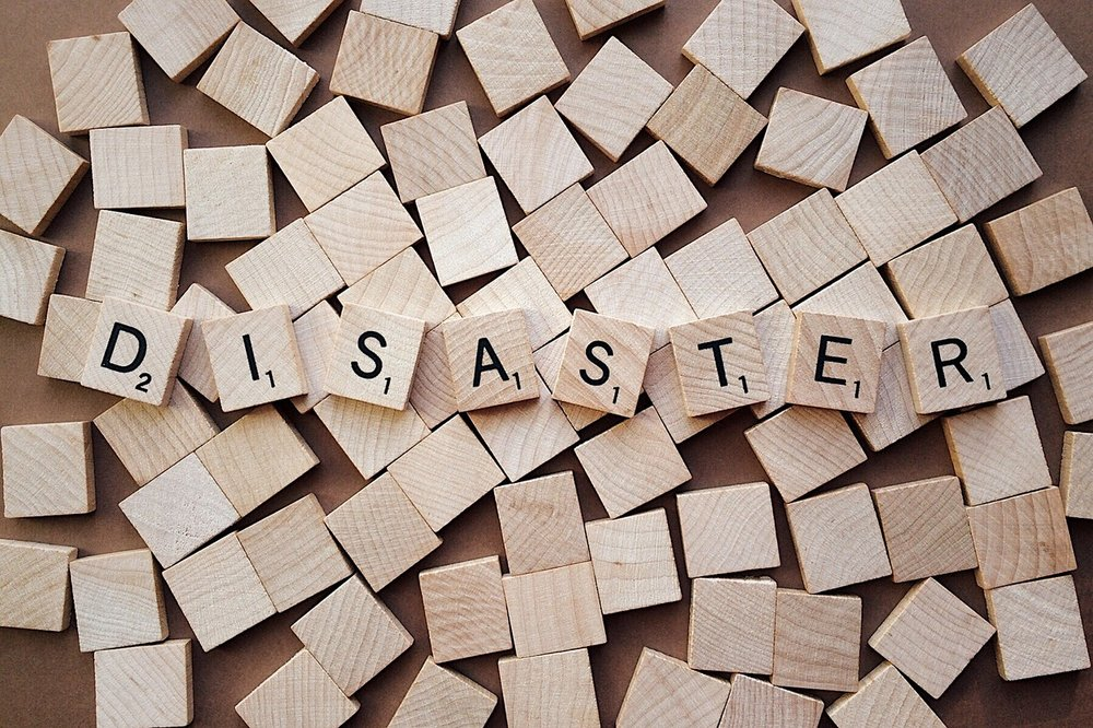 Easier to spell than survive! PHOTO CREDIT: Pixabay