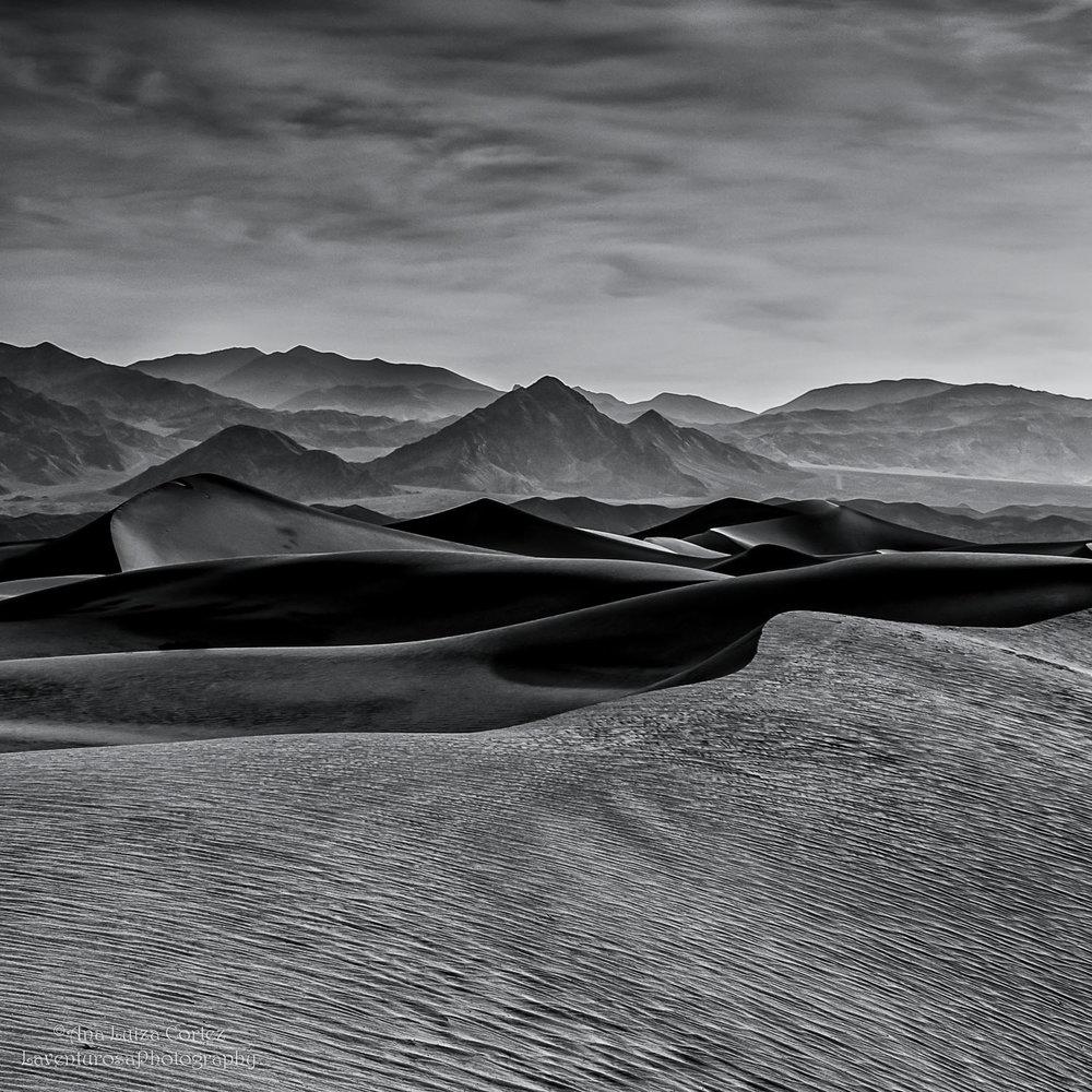 Road trip, Death Valley