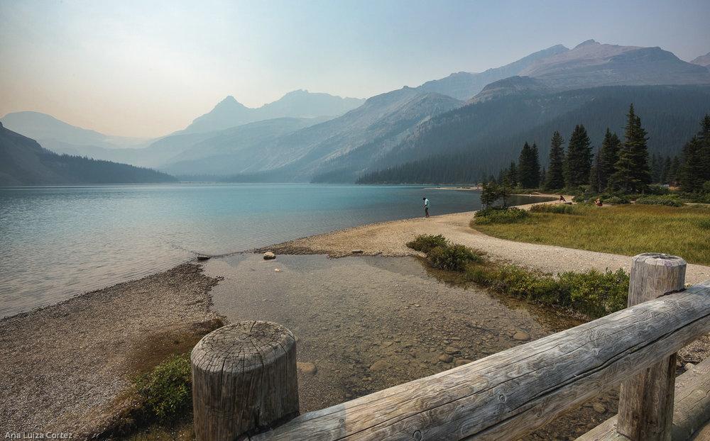 Lake Bow, Banff National Park