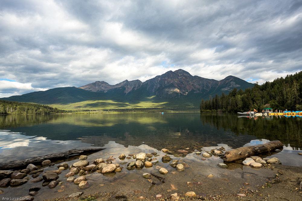 Lake Pyramid, Jasper National Park