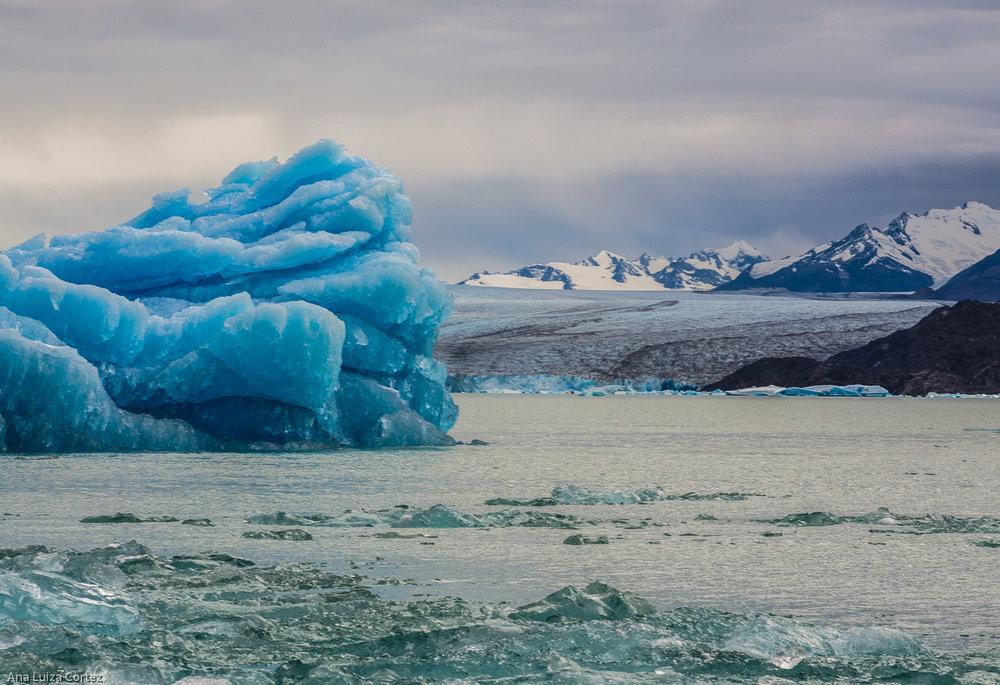 Lago Argentino, Parque Nacional los Glaciares