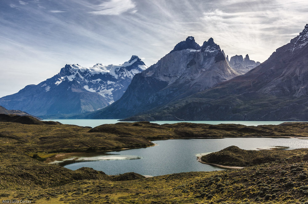 Lago Nordenskjold, Parque Nacional Torres del Paine