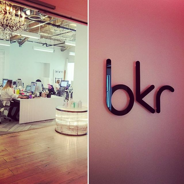 New chapter starts today! So excited to join the bkr family @mybkr . . #bkr #luxury #beauty #water #stayhydrated #sanfrancisco #california #newjob #startup #startuplife #marketing #office #mondays #summer2017