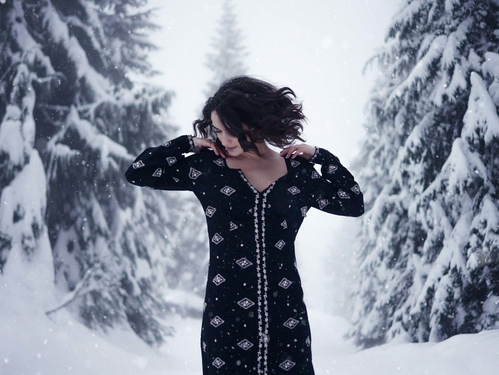 Winter Vancouver Portrait Photographer